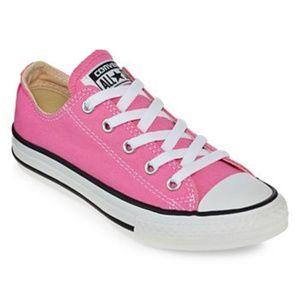 Girls Converse sneakers
